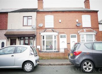 Thumbnail 3 bedroom terraced house to rent in St. Johns Road, Cannock