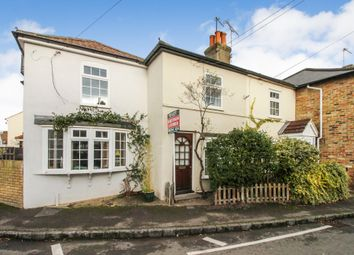 Hurst Lane, East Molesey KT8. 2 bed terraced house