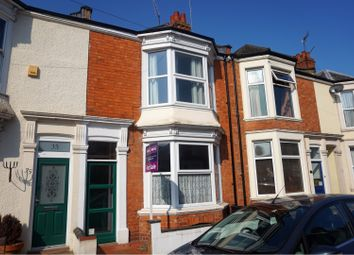 Thumbnail 3 bedroom terraced house for sale in Lutterworth Road, Northampton