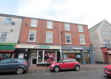 Thumbnail 3 bed flat for sale in Bodfor Street, Rhyl