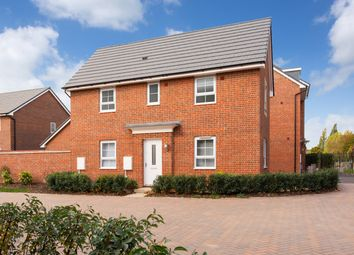 "Thumbnail 3 bed semi-detached house for sale in ""Moresby"" at Black Scotch Lane, Mansfield"