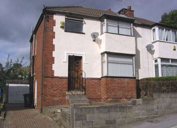 Thumbnail 3 bed semi-detached house to rent in Richmond Avenue, Hyde Park, Leeds