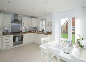 "Thumbnail 3 bed semi-detached house for sale in ""Finchley"" at Wheatley Close, Banbury"