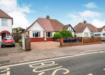Thumbnail 2 bed semi-detached bungalow for sale in Chantry Avenue, Kempston, Bedford