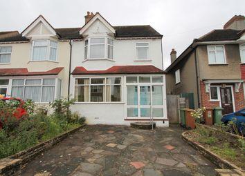Thumbnail 3 bed semi-detached house for sale in Milton Road, Wallington
