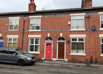 Thumbnail 2 bed terraced house to rent in Dundonald Street, Stockport