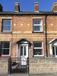 Thumbnail 1 bed terraced house for sale in 4, Crynfryn Place, New Road, Newtown, Powys