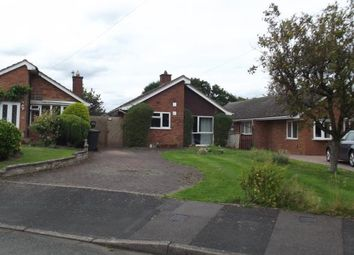 Thumbnail 3 bed bungalow for sale in Forge Close, Hammerwich, Staffordshire
