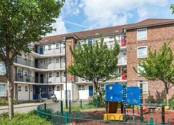 Thumbnail 1 bed flat for sale in Barville Close, Honor Oak, London