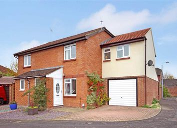 Thumbnail 3 bedroom semi-detached house for sale in Saddleback Road, Swindon, Wiltshire