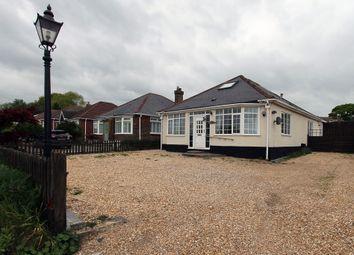 Thumbnail 4 bed detached bungalow for sale in Wickham Road, Fareham