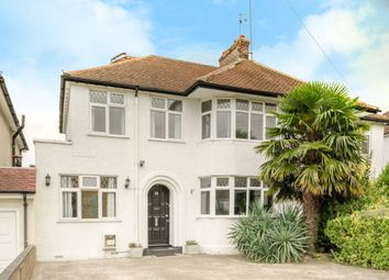 Thumbnail 5 bed semi-detached house to rent in Gallants Farm Road, East Barnet