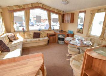 3 bed mobile/park home for sale in Felixstowe Beach Holiday Park, Walton Avenue, Felixstowe, Suffolk IP11