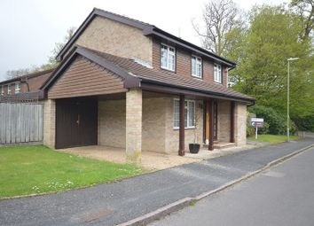 Thumbnail 4 bedroom detached house to rent in Clarendon Park, Lymington