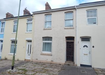 Thumbnail 3 bed terraced house to rent in St Edmunds Road, Torquay