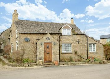 Thumbnail 3 bed cottage for sale in Salford, Oxfordshire