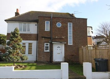 Thumbnail 1 bed property to rent in Hangleton Close, Hove