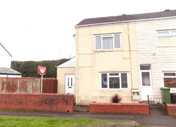 Thumbnail 2 bed end terrace house for sale in Bedwas Road, Caerphilly