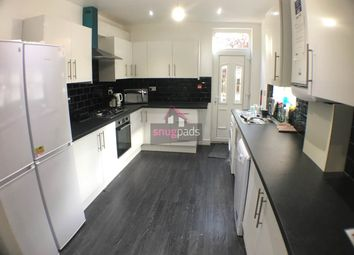 Thumbnail 6 bed shared accommodation to rent in Elleray Road, Salford