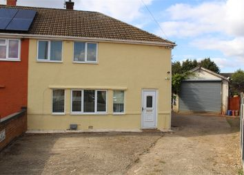 Thumbnail 3 bed semi-detached house for sale in Sherrier Way, Lutterworth