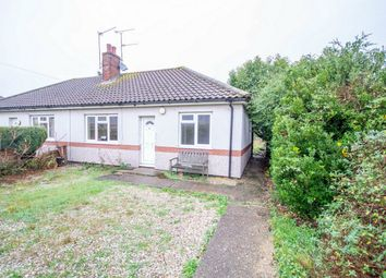 Thumbnail 2 bed semi-detached bungalow for sale in Waterfield Avenue, Fakenham
