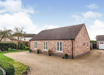 Thumbnail 3 bed detached bungalow for sale in Main Road, Brookville, Thetford