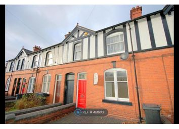 Thumbnail 3 bed terraced house to rent in Alsager Road, Stoke-On-Trent
