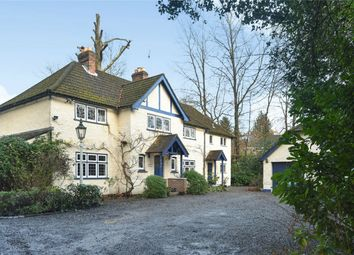 Thumbnail 5 bed detached house for sale in Winchester Road, Chandler's Ford, Hampshire