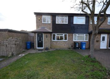 Thumbnail 3 bedroom end terrace house for sale in Palmers Close, Maidenhead, Berkshire