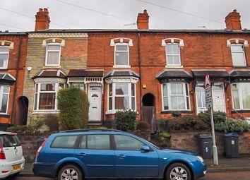 Thumbnail 2 bed terraced house to rent in Ashley Road, Erdington, Birmingham