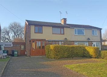 Thumbnail 3 bedroom semi-detached house for sale in Welland Avenue, Gartree, Market Harborough, Leicestershire