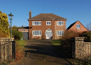 Thumbnail 5 bed detached house for sale in Newbridge Road, Ambergate, Belper