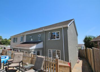 Thumbnail 4 bed semi-detached house for sale in Severn View Road, Woolaston, Lydney