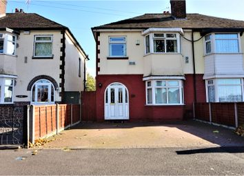 Thumbnail 3 bedroom semi-detached house for sale in Trinity Road South, West Bromwich