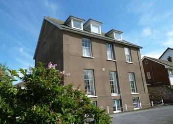 Thumbnail 2 bedroom flat to rent in Carlton Hill, Exmouth
