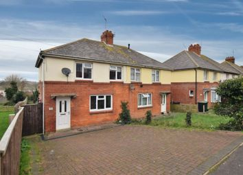 Thumbnail 3 bedroom semi-detached house for sale in Sussex Road, Weymouth