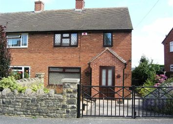 Thumbnail 3 bed semi-detached house to rent in Davenport Road, Chesterfield, Derbyshire