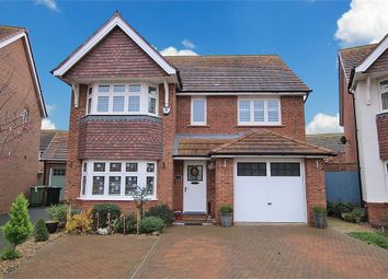4 bed detached house for sale in Barnard Close, Earls Barton, Northampton NN6