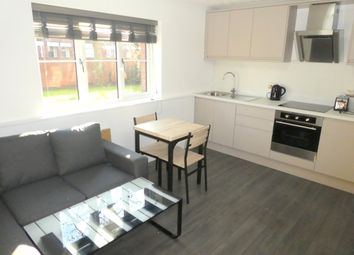 Longford Place, Victoria Park, Manchester M14. 2 bed flat