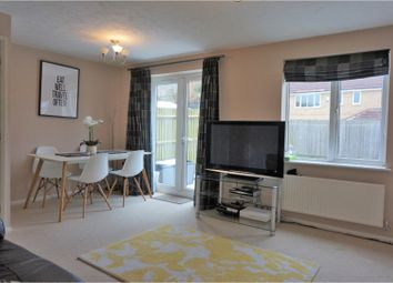 Thumbnail 3 bed terraced house for sale in Tyburn Close, Leicester