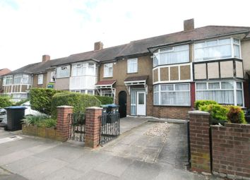Thumbnail 3 bed terraced house for sale in Chestnut Road, Enfield