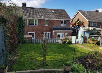 4 bed semi-detached house for sale in Cunningham Avenue, Axminster, Devon EX13