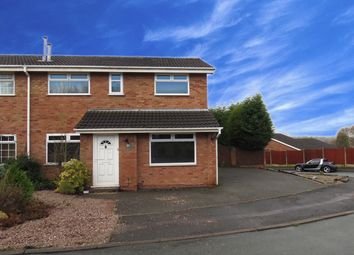 Thumbnail 3 bedroom semi-detached house for sale in Torside, Wilnecote, Tamworth