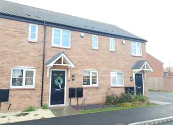 Thumbnail 2 bed terraced house for sale in Chilham Way, Boulton Moor, Derby