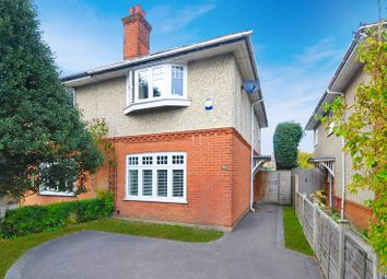 Thumbnail 3 bed semi-detached house for sale in Parkstone Avenue, Lower Parkstone, Poole