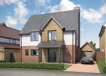 Thumbnail 3 bed detached house for sale in Plot 3, Dukes Park, Duke Street, Hintlesham, Ipswich, Suffolk