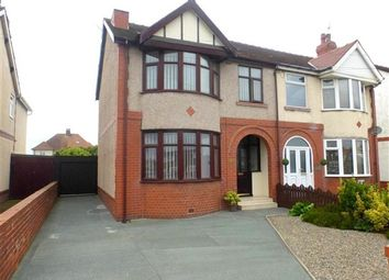 Thumbnail 3 bed property for sale in Rossall Road, Thornton Cleveleys