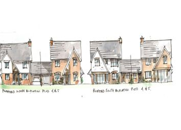 Thumbnail 4 bed link-detached house for sale in Winters Lane, Long Bennington