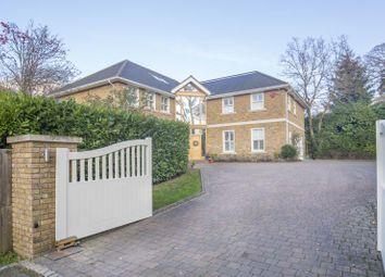 Thumbnail 6 bed property to rent in Steels Lane, Oxshott, Surrey