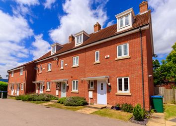 Thumbnail 3 bed town house for sale in Crediton Close, Coventry